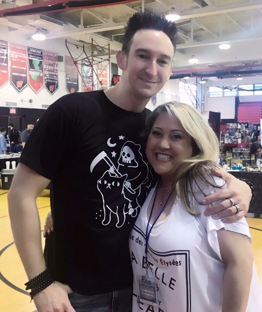 Dustin Pari Ghost Hunters