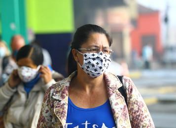 Uso obrigatório de máscara pela população começa a valer nessa quinta, 7 de maio
