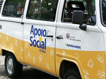Prefeitura de São José dos Campos realiza operação especial de inverno