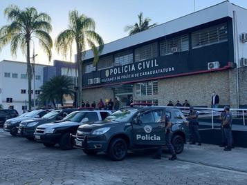 Vereador de Caraguatatuba é preso em operação contra tráfico de drogas no litoral de SP