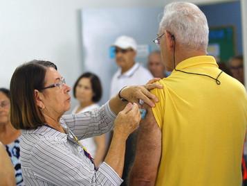 SP prevê vacinar mais de 630 mil contra gripe no Vale, campanha começou na última segunda (23)