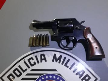 Comerciante reage a assalto, atira e acaba preso por porte ilegal de arma