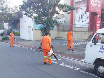 Urbam recolhe quase cinco toneladas de papel durante eleição em São José dos Campos