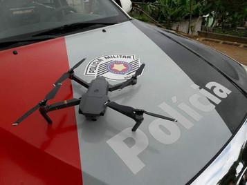PM quer usar drone no combate ao crime em São José dos Campos