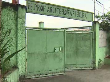 Escola é alvo de vandalismo e furto na zona leste de São José dos Campos