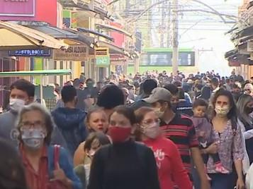 Estado deve regredir Vale do Paraíba à fase laranja do Plano São Paulo