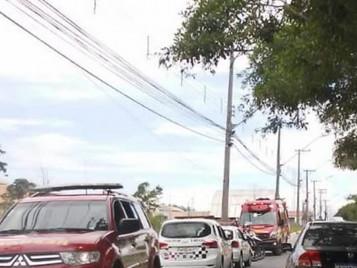 Homem morre após roubar veículo e entrar em confronto com a PM em São José dos Campos