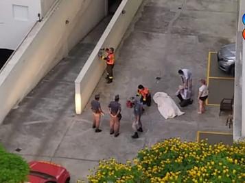 Mulher morre após cair de janela de apartamento no Jardim Aquarius em São José dos Campos
