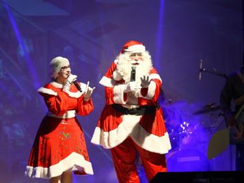 Sábado, 23 de dezembro, terá show de música e luzes na Orla do Banhado em São José dos Campos