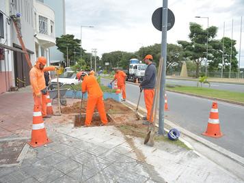 Obras na Rui Dória interditam a via nesta quinta-feira em São José dos Campos