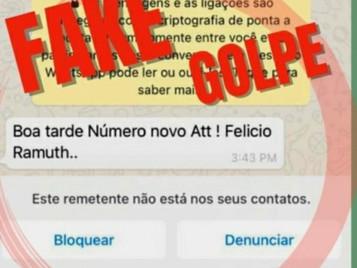Prefeitura alerta para golpe com falso número de telefone de Prefeito de São José dos Campos