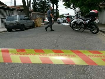 Gari é morto a tiros na região central de São José dos Campos