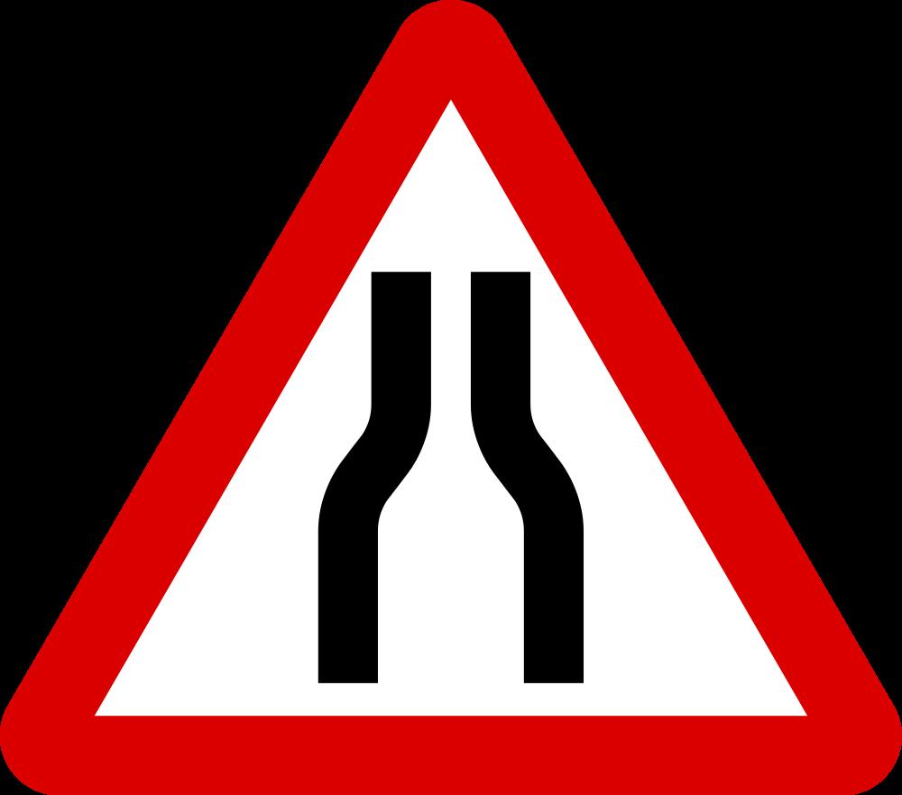 Bottleneck Sign