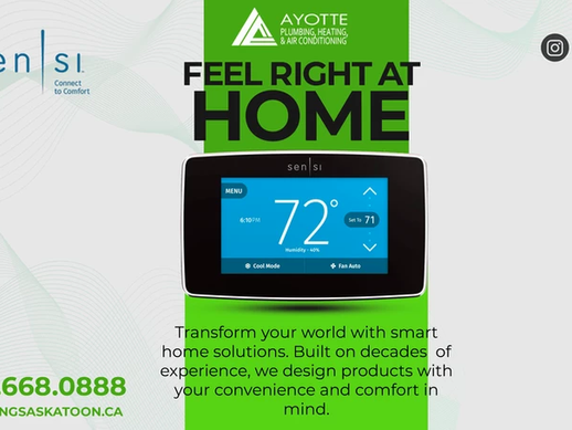 What are the benefits of a smart thermostat?