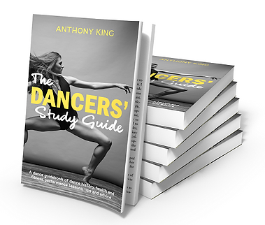 Dance Study Guide Anthony King