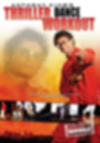 DVD 1 Thriller Dance Workout COVER THUMB