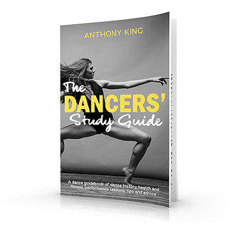 The Dancers Study Guide by Anthony King