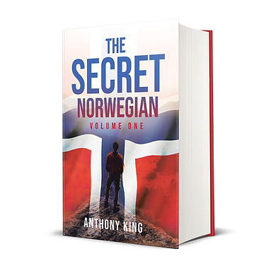 The Secret Norwegian Volume One.png