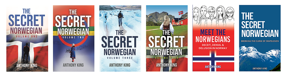 Norway books and documentary by Anthony
