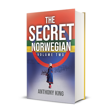 The Secret Norwegian Volume Two.png