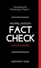 Michael Jackson Fact Check Kindle Cover