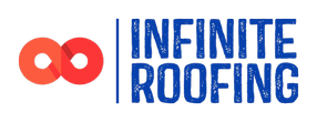 Infinite roofing logo