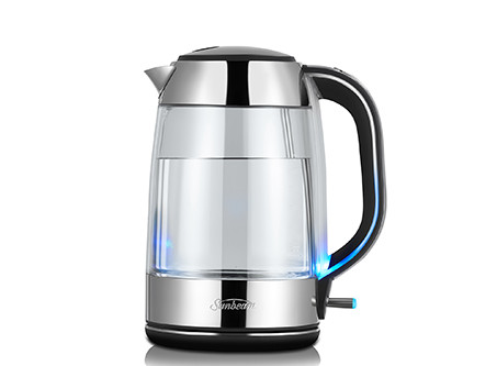 How to wash an electric kettle with vinegar