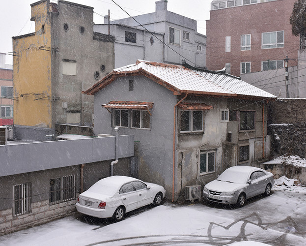고정남_Suin Railroad#01_아카이벌 피그먼트 프린트_50.5×77.5cm_2018.
