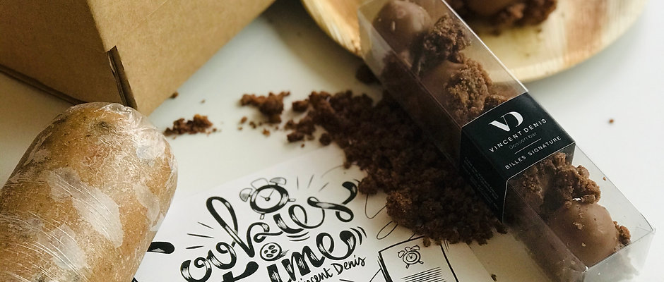 Discover Box: Cookies Time & Billes Signature