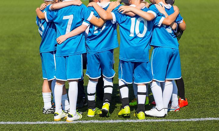 Junior Footballers