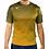 Legea Breda Football Shirt Brown/Orange Fluro