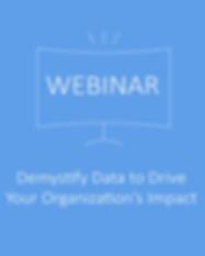 Demystify Data to Drive Your Organizatio