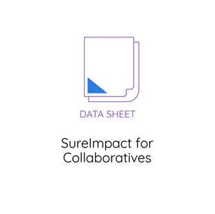 SureImpact for Collaboratives