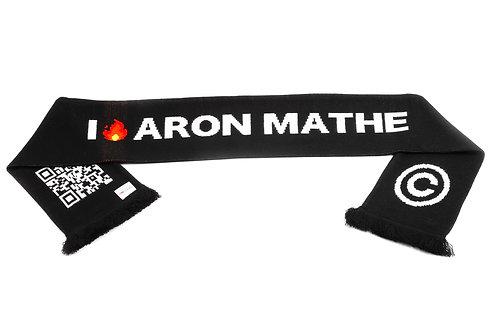 I ARONMATHE black scarf