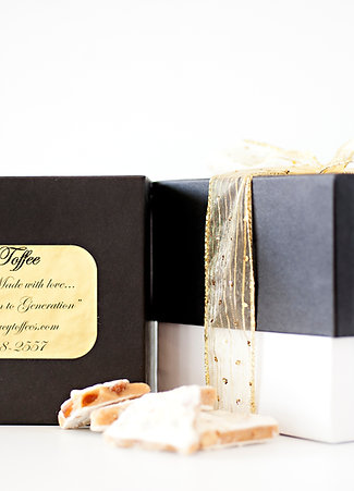 1lb. Toffee Gift Box