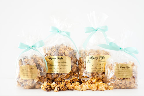 Caramel Popcorn Favors