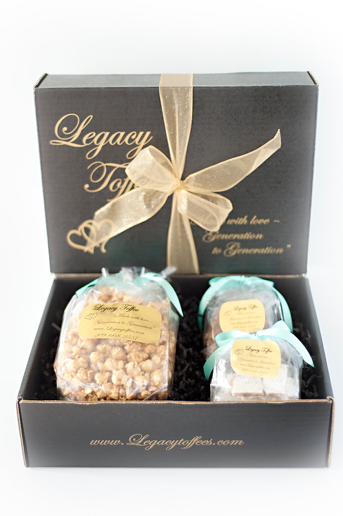 50/50 Toffee Lover's Delight Gift Box