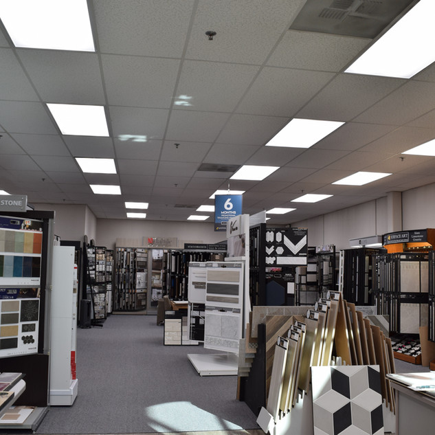 NW Design Center Remodeling Showroom