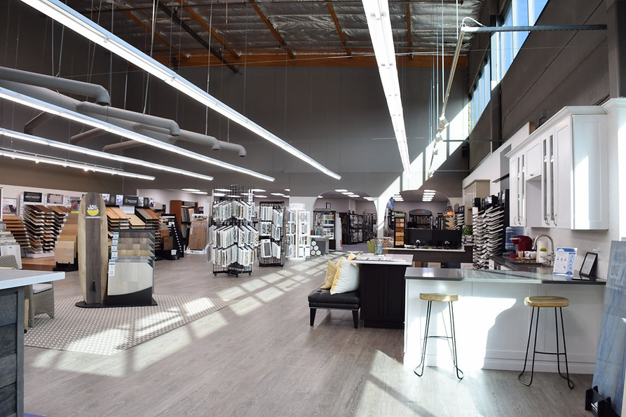 NW Design Center Showroom