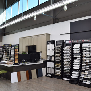 NW Design Center Remodeling Showroom