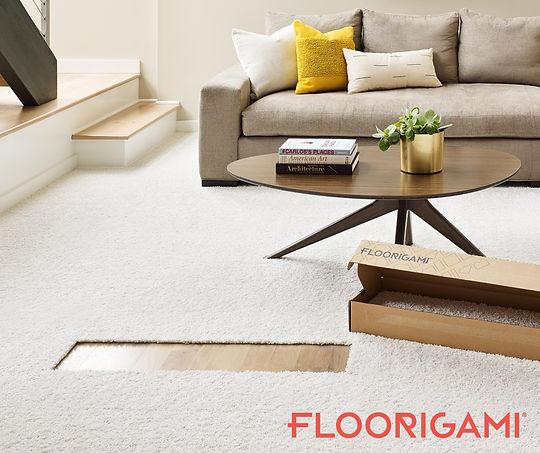 Floorigami Floor tile