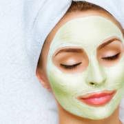 bigstock-Spa-Woman-applying-Facial-clay-