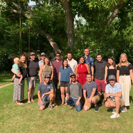 2021 Team Barbecue June 18th
