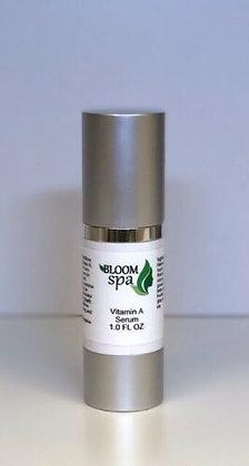 BloomSpa Vitamin A Serum 1.0 oz for Skin Growth