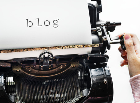 Blogging: Why Aren't You Doing It?