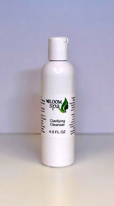 BloomSpa Clarifying Cleanser 4.0 OZ