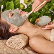 bigstock-Woman-with-clay-facial-mask-in-