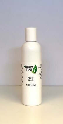 BloomSpa Apple Wash 4.0 OZ