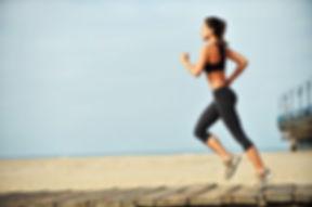 postnatal | woman | running