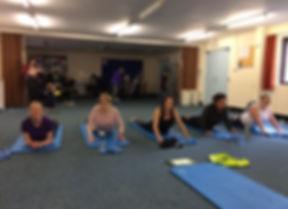 postnatal | pilates | exercise | class